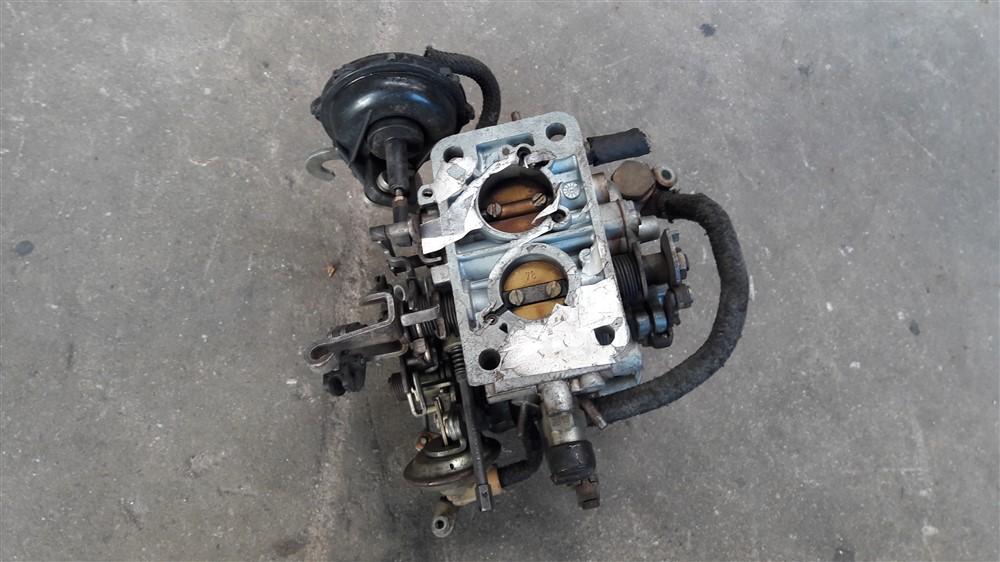 Carburador Gol G1 Escort Hobby Verona 1.0 CHT original