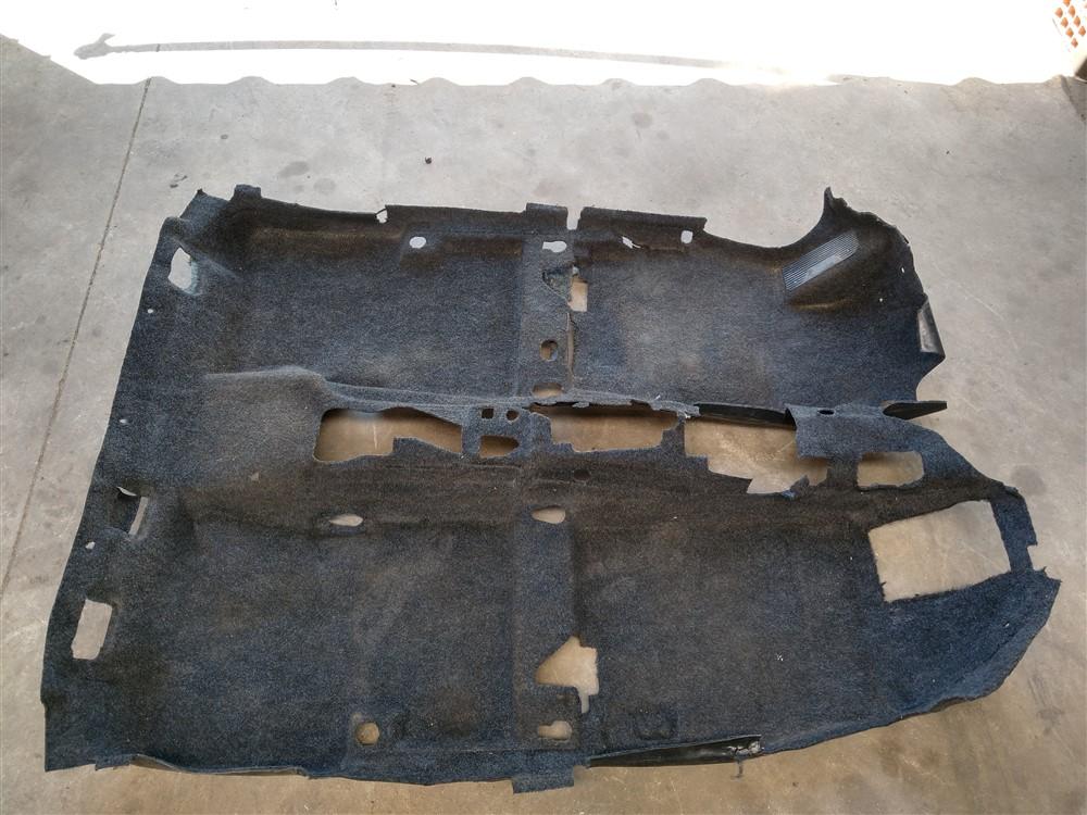 Carpete forro moldado assoalho Linea 2008-2012