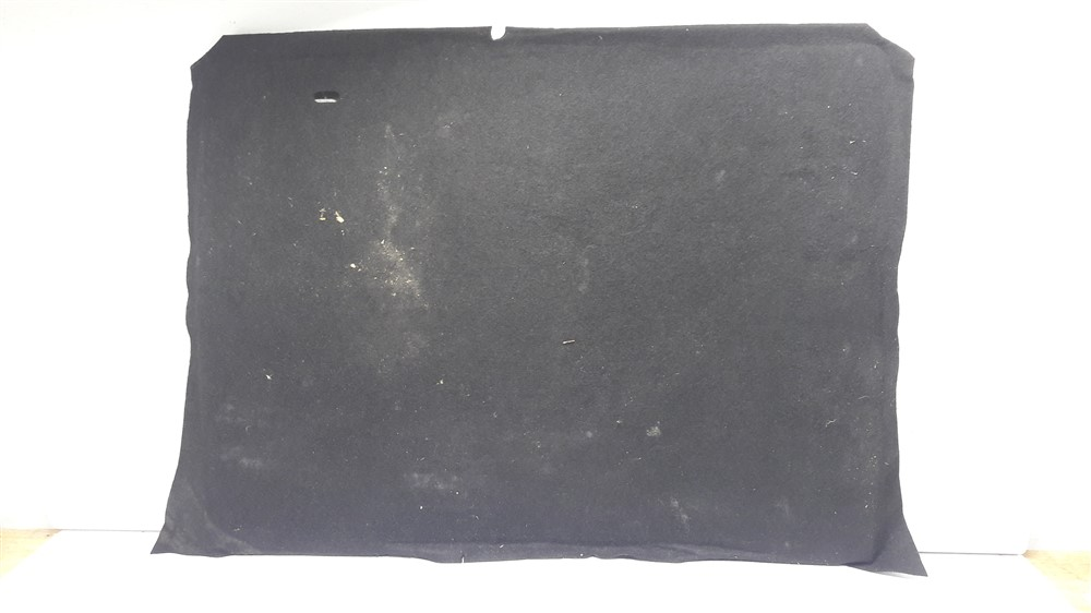 Carpete forro moldado forração porta mala Kwid original