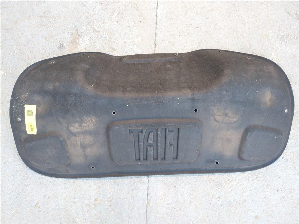 Carpete forro moldado forração tampa porta malas Linea 2008-2012