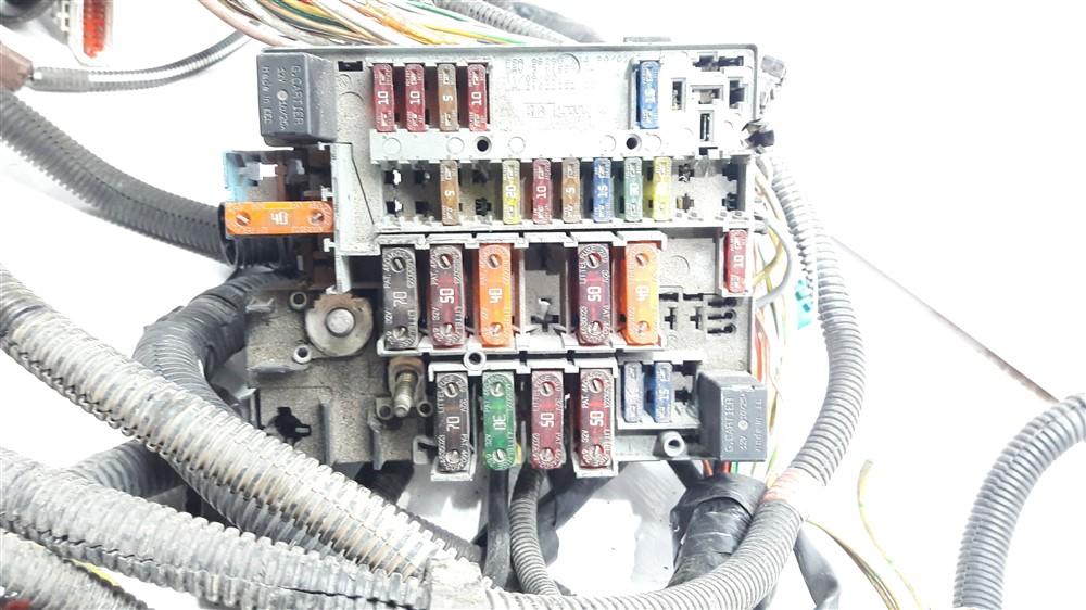 Chicote fiação elétrica motor Xsara Picasso 2.0 16v original