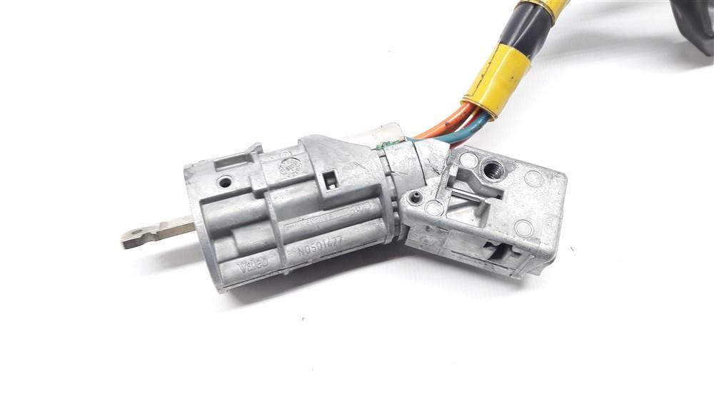 Cilindro comutador ignição com chave Citroen C3 2003 2004 2005 2006 2007 2008 2009 2010 2011 2012 original