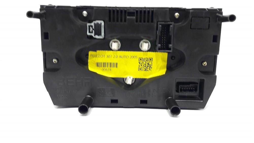 Comando controle ar condicionado digital Peugeot 206 207 307 original