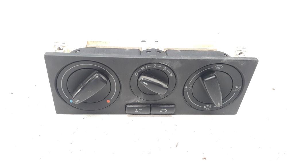 Comando controle ar condicionado Golf 1999 2000 2001 2002 2003 2004 2005 2006 original