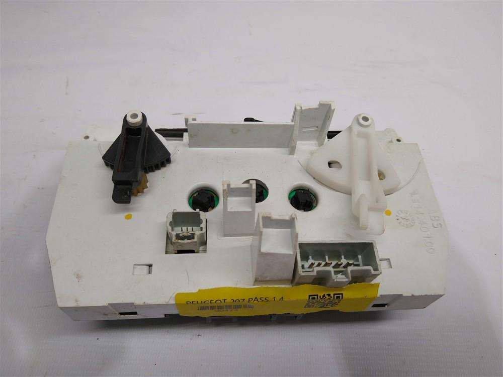 Comando controle ar condicionado Peugeot 206 207