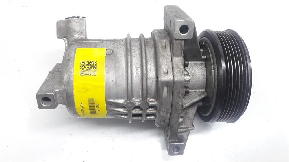 Compressor ar condicionado Nissan Livina Tiida 1.8 original