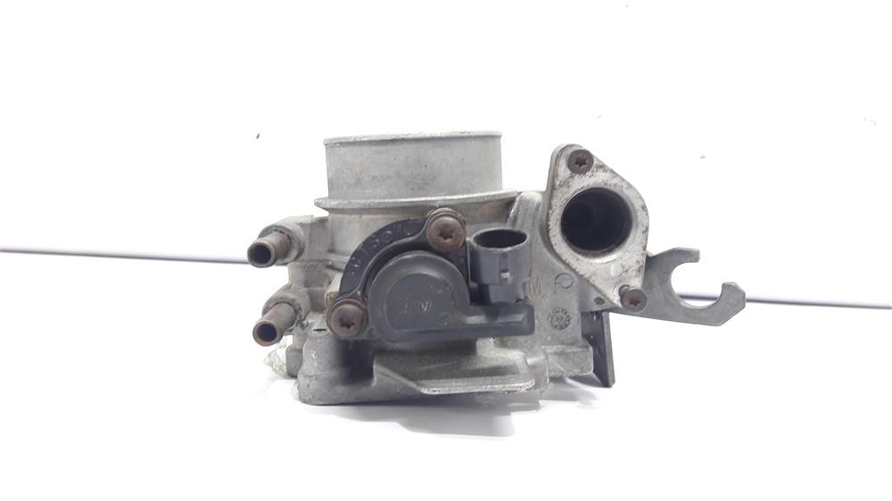 Corpo borboleta tbi Corsa Tigra 1.6 16v gasolina original 93252598