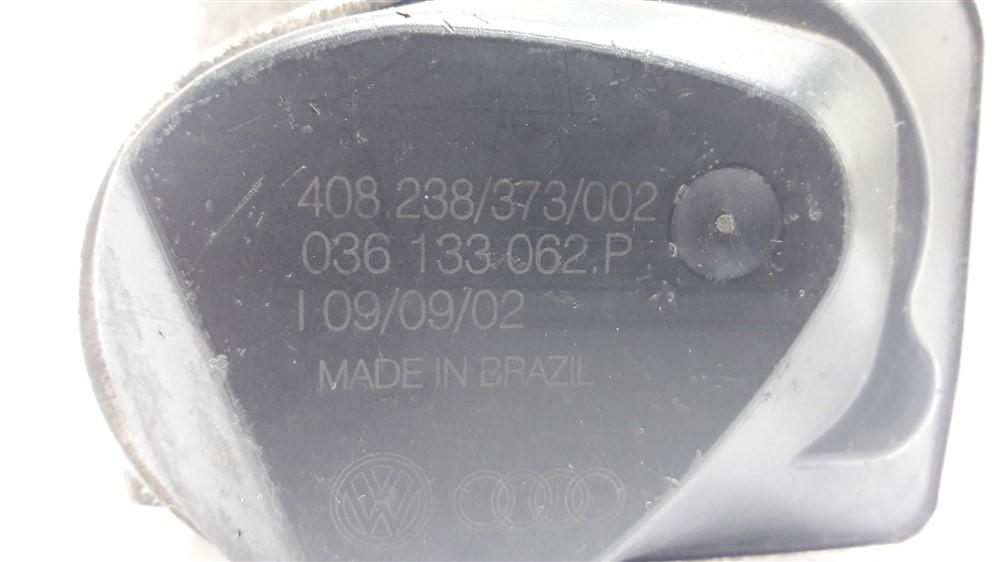 Corpo borboleta tbi Fox Gol Polo Golf 1.6 gasolina com detalhe original