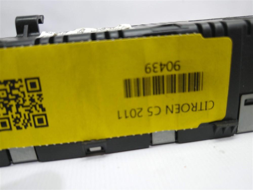 Display visor computador bordo Citroen C5 2008-2012