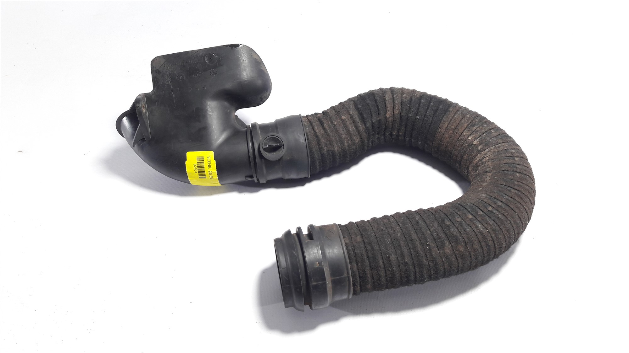 DUTO TUBO ENTRADA DE AR 2.0 8V RENAULT SCENIC MEGANE 1996 97 98 99 2000 2001
