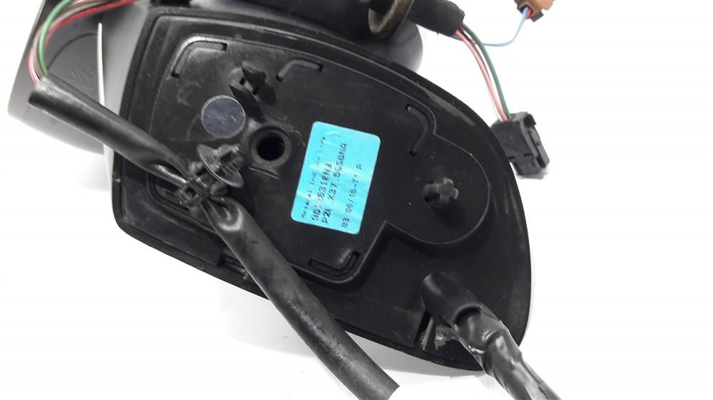 Espelho retrovisor elétrico externo Com Pisca Peugeot 308 408 esquerdo original