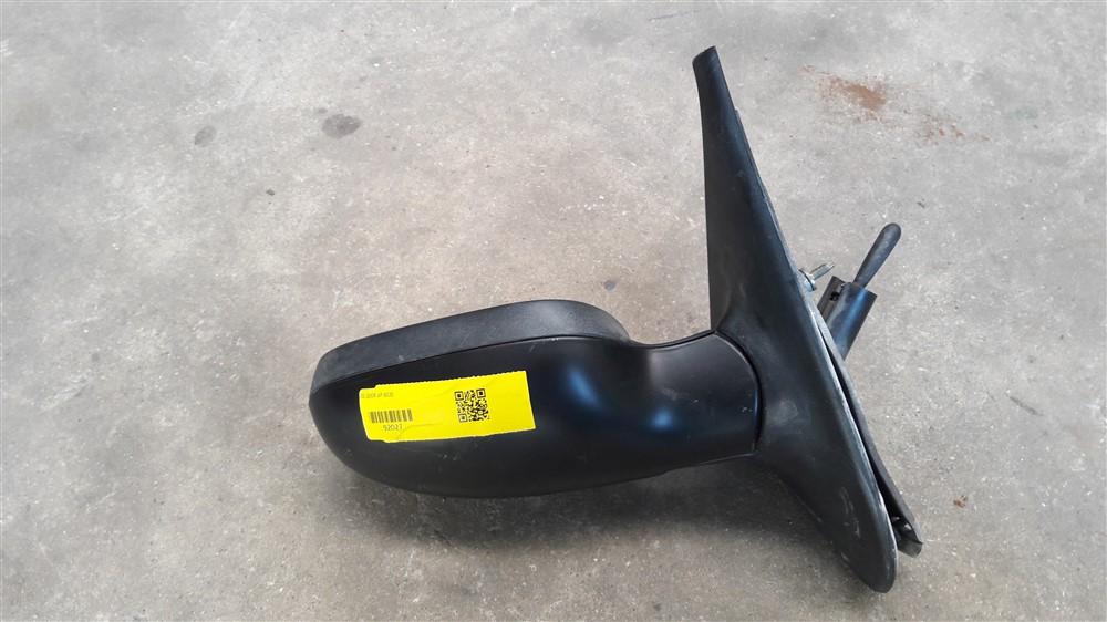 Espelho retrovisor manual externo Clio 2000 2001 2002 2003 2004 2005 2006 2007 2008 2009 2010 2011 2012 direito original