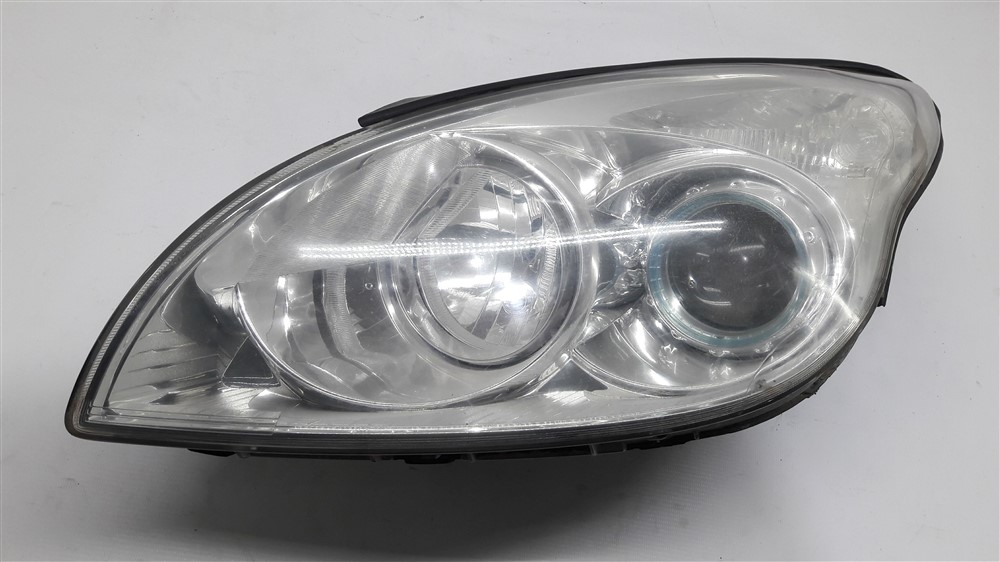 Farol Hyundai I30 2008 2009 2010 2011 2012 esquerdo cromado original