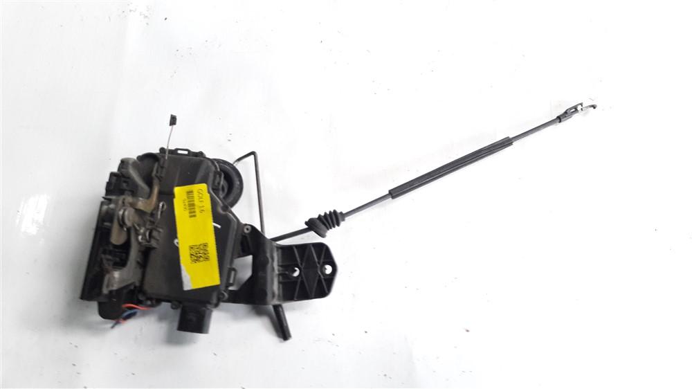 Fechadura trava elétrica porta Golf 1999 2000 2001 2002 2003 2004 2005 2006 traseira direita original