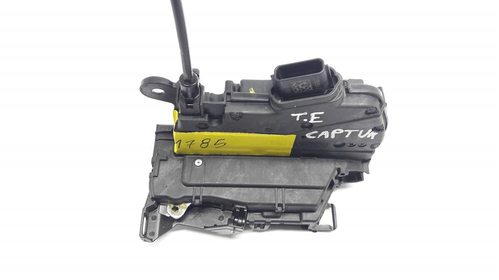 Fechadura trava elétrica porta Renault Captur traseira esquerda original