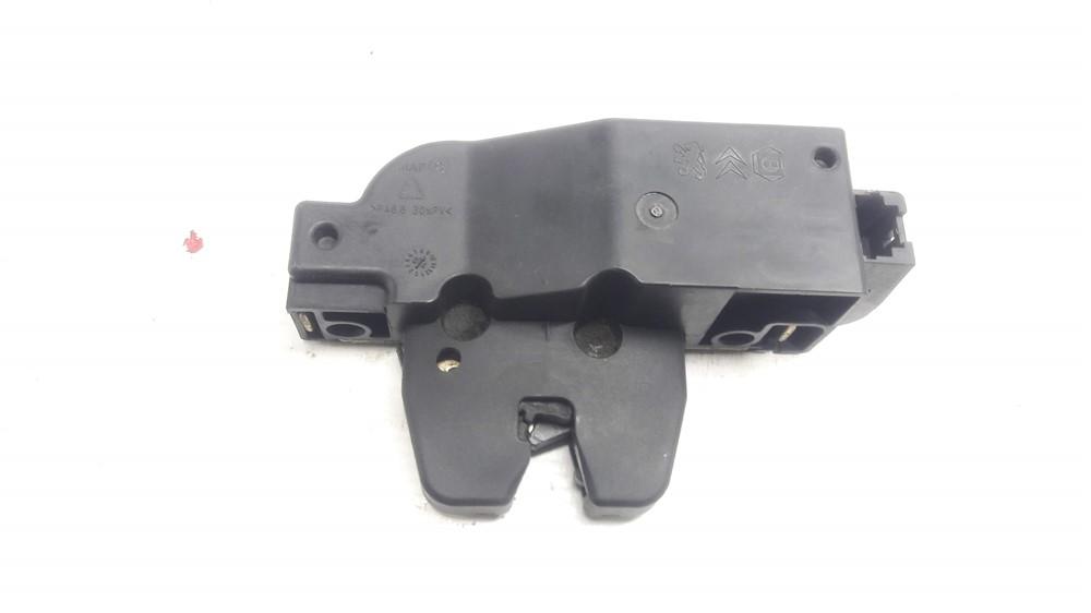 Fechadura trava elétrica tampa traseira porta malas Peugeot 206 207 307 Citroen C3 original