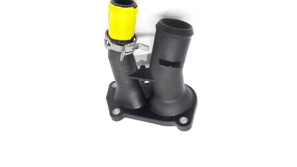 Flange válvula termostática Fiesta Ecosport Focus 1.6 Sigma original