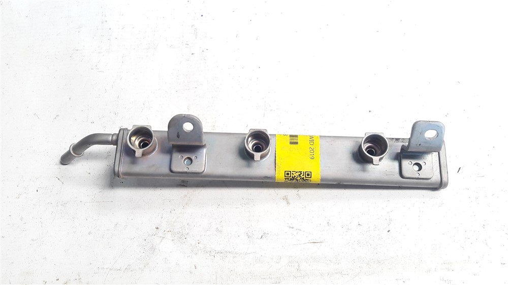Flauta bico injetor Renault Kwid 1.0 12v 3 cilindros original