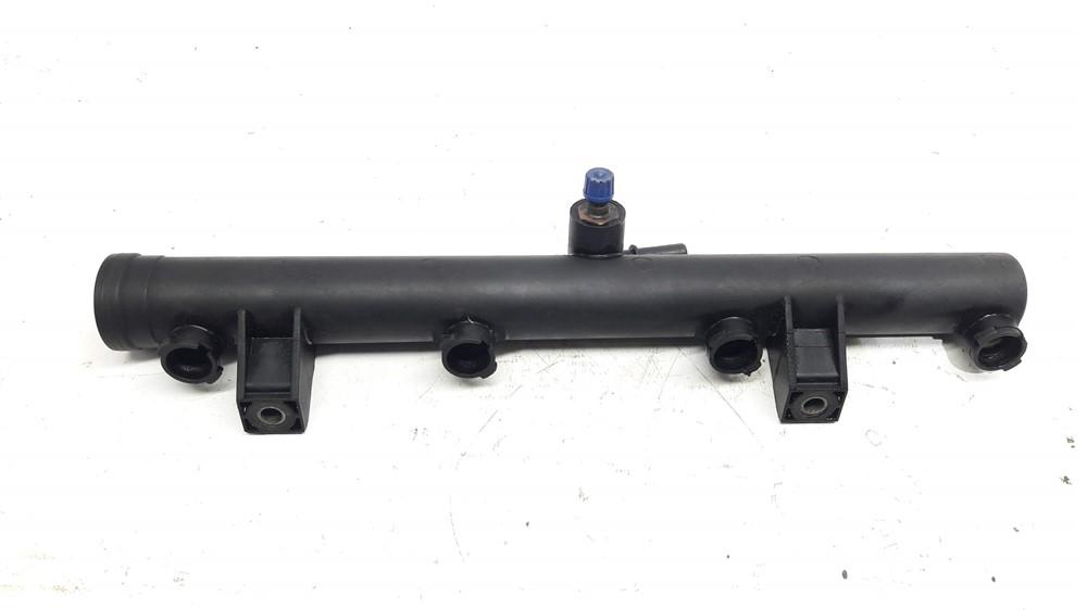 Flauta bico injetor Xsara Picasso Peugeot 307 2.0 16v original