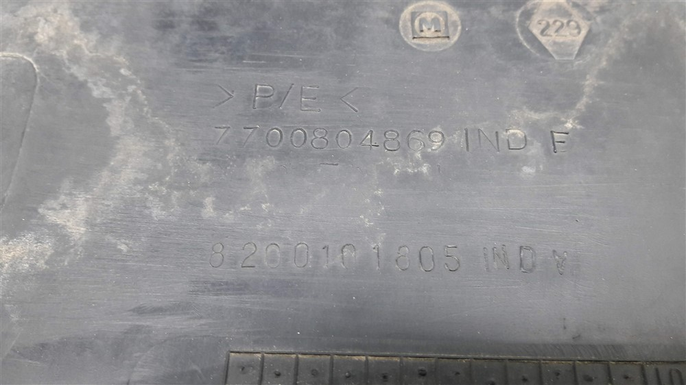 Friso borrachão lateral porta Kangoo 2000 2001 2002 2003 2004 2005 2006 2007 2008 2009 2010 2011 2012 2013 2014 2015 traseiro esquerdo original
