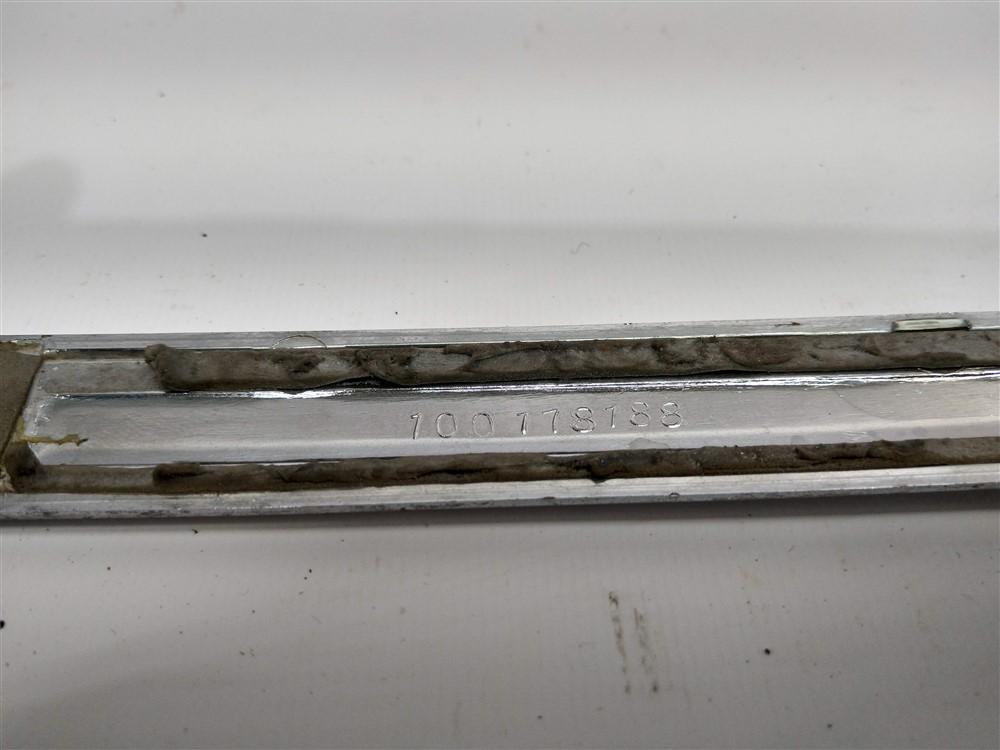 Friso cromado tampa traseira porta mala Linea 2008-2012