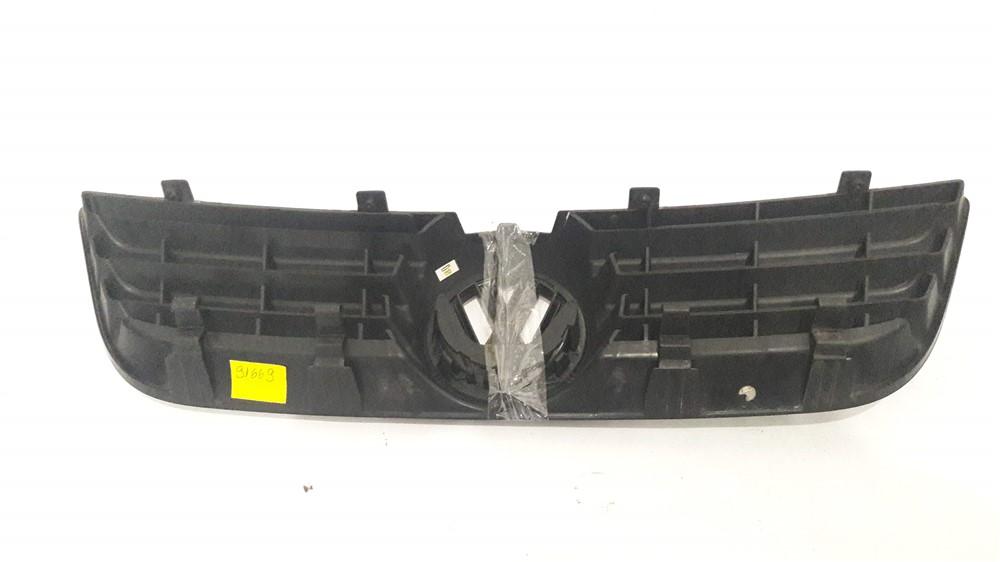 Grade frontal dianteira radiador Polo 2007 2008 2009 2010 2011 2012 original