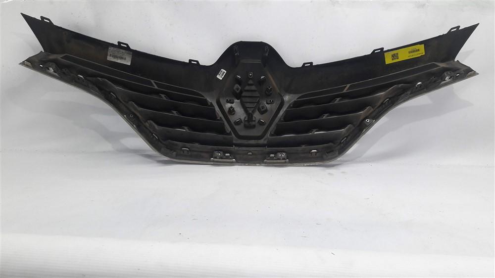 Grade superior frontal dianteira Captur original