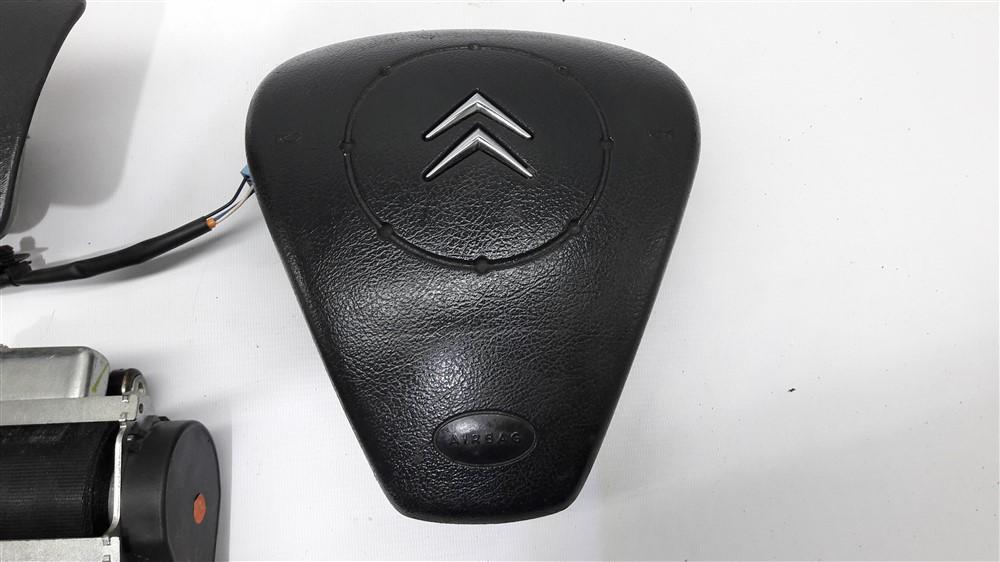 Kit airbag Citroen C3 2006 2007 2008 2009 2010 2011 2012 original