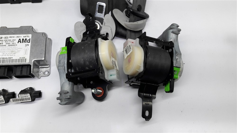 Kit airbag Kia Soul 2010 2011 2012 2013 2014 2015 2016 original