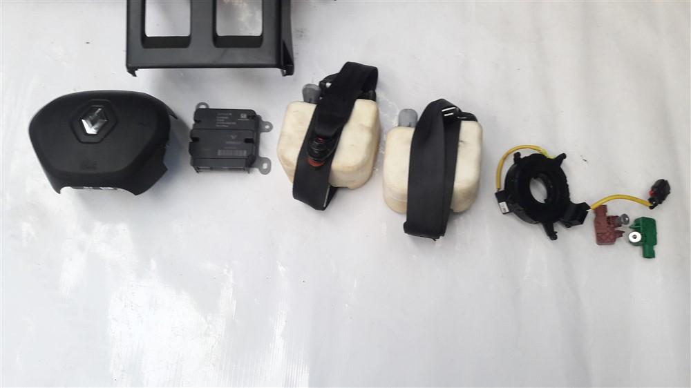 Kit airbag Renault Kwid 2017 2018 2019 2020 original