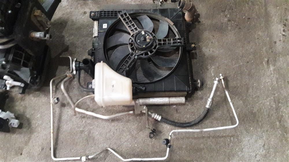 Kit ar condicionado Renault Kwid 1.0 12v 3 cilindros original