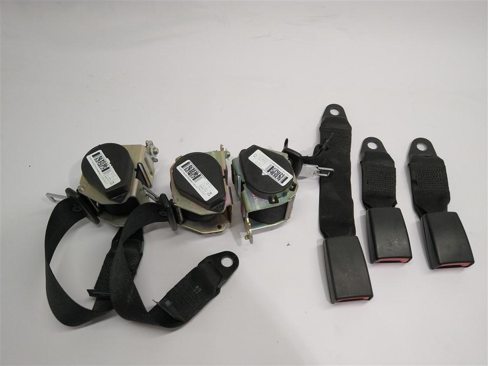 Kit cinto segurança banco traseiro Linea 2008-2012
