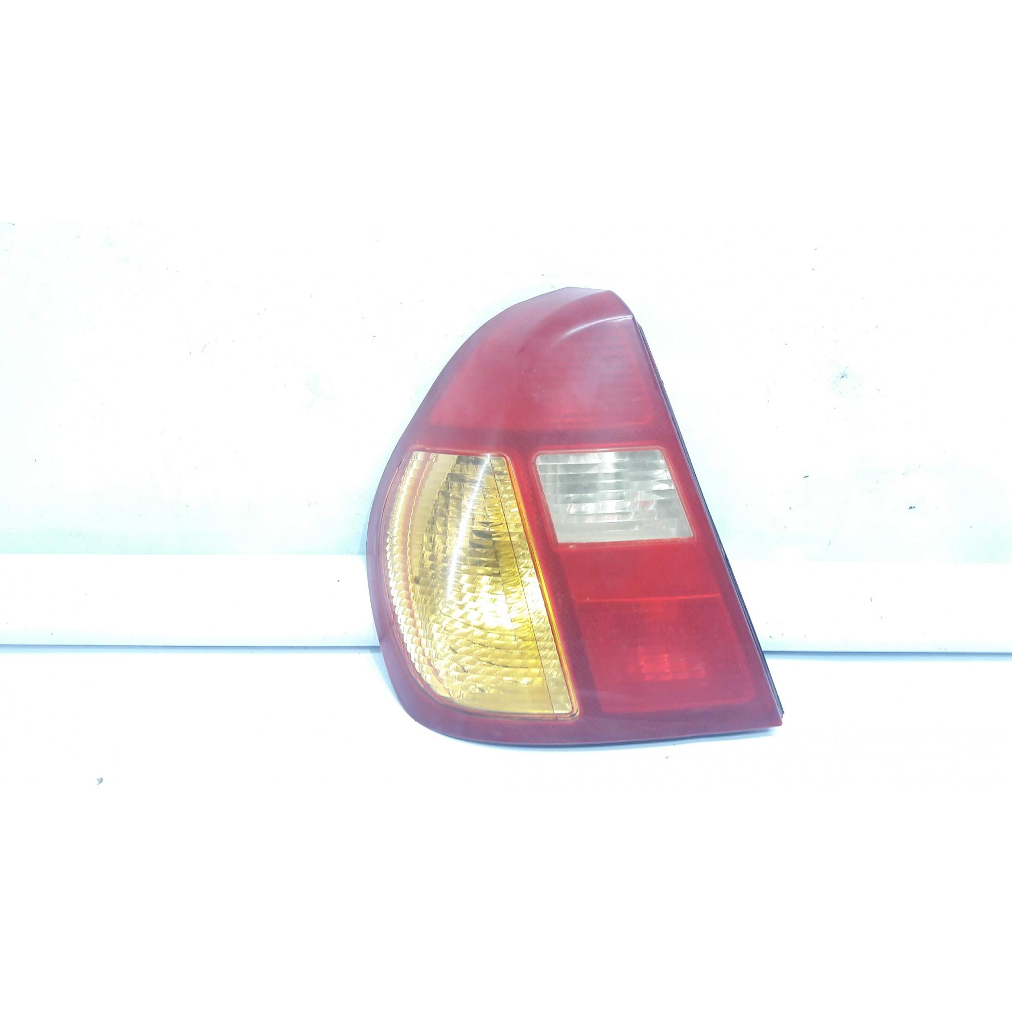 Lanterna traseira esquerda Clio sedan 2000 2001 2002 2003 2004 segunda linha
