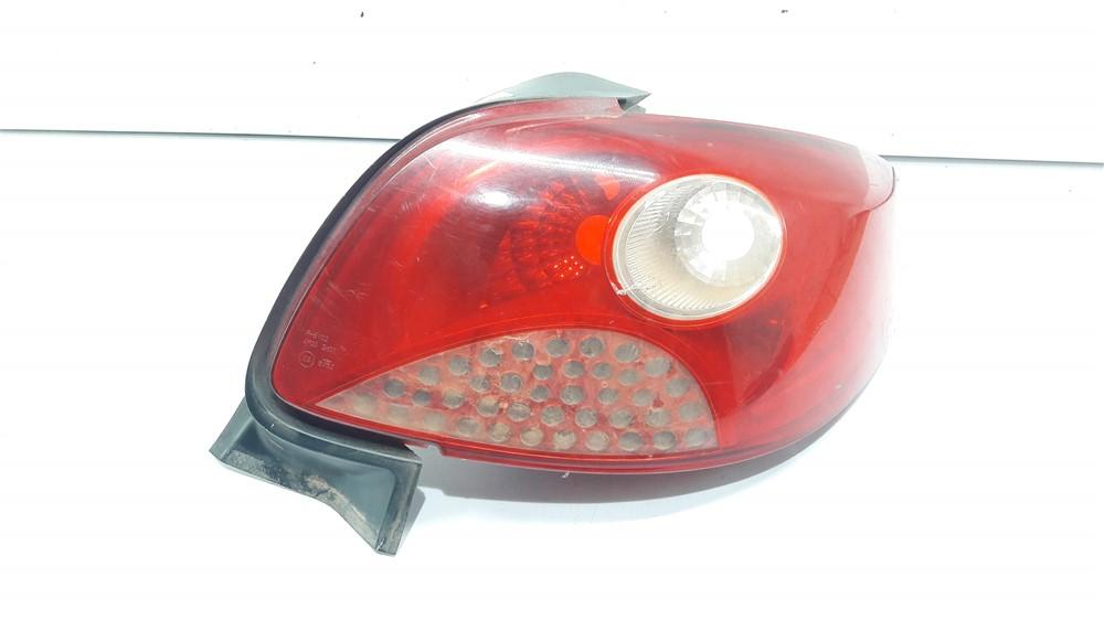 Lanterna traseira direita Peugeot 207 Passion Sedan 2008 2009 2010 2011 2012 original