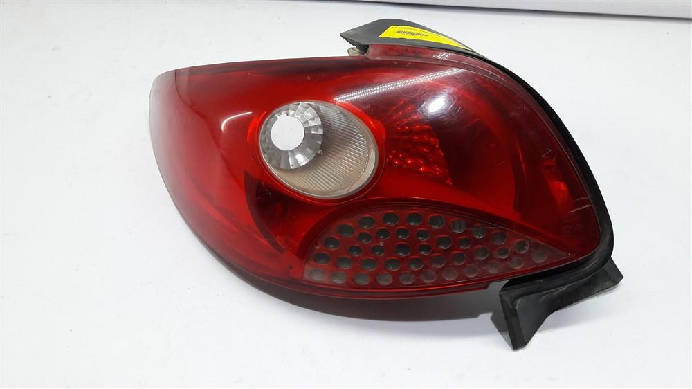 Lanterna traseira esquerda Peugeot 207 Passion Sedan 2008 2009 2010 2011 2012 original