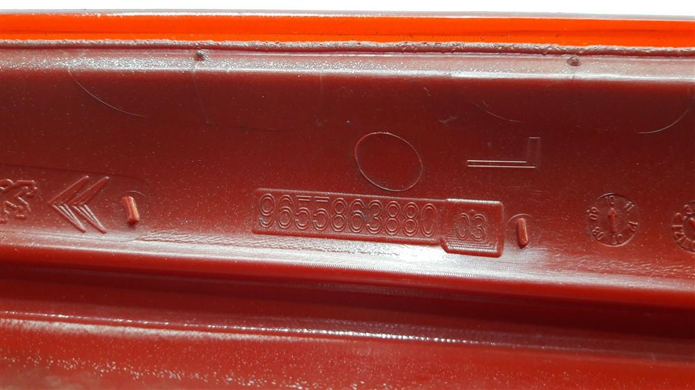 Lanterna traseira esquerda superior Citroen C4 hatch 2008 2009 2010 2011 2012 2013 original