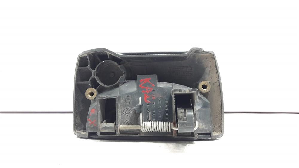 Maçaneta puxador externo porta Kangoo traseiro direito original