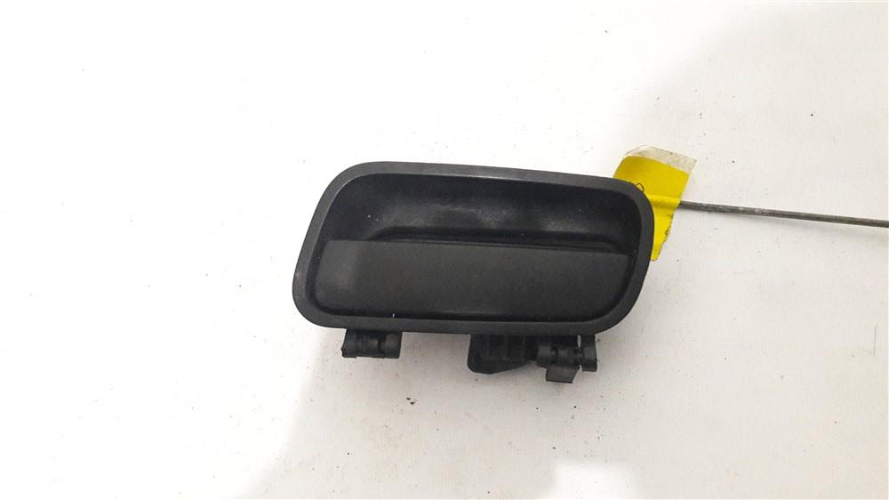 Maçaneta puxador externo porta Peugeot 206 207 SW traseiro direito original