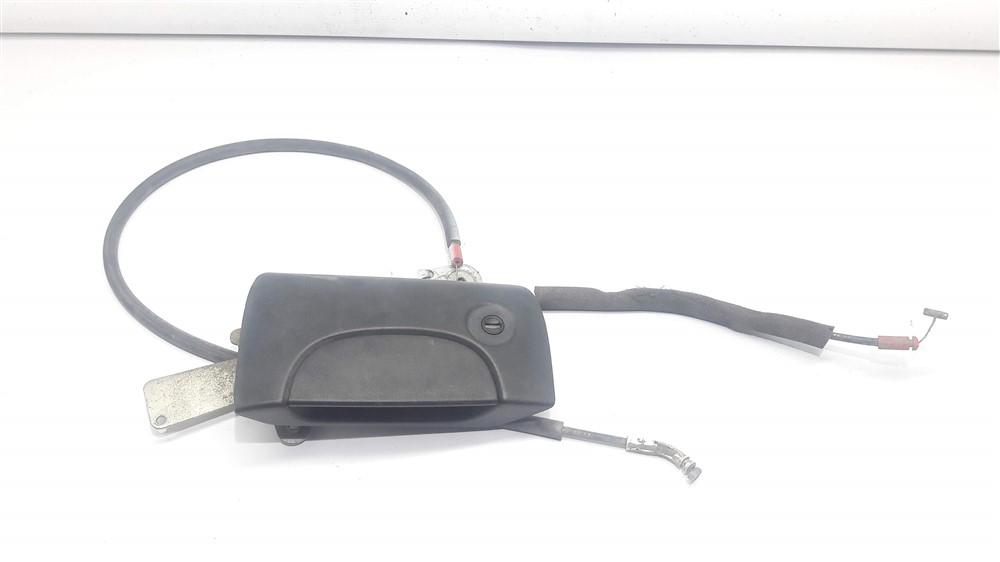 Maçaneta puxador externo porta Renault Kangoo traseira esquerda original
