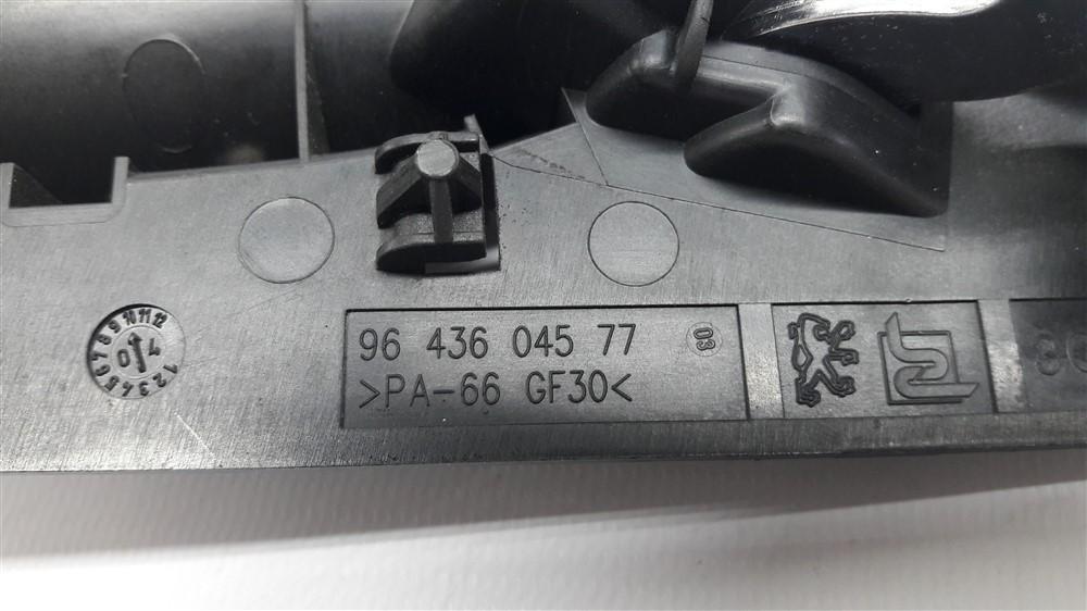 Maçaneta puxador interno porta Peugeot 307 esquerdo original
