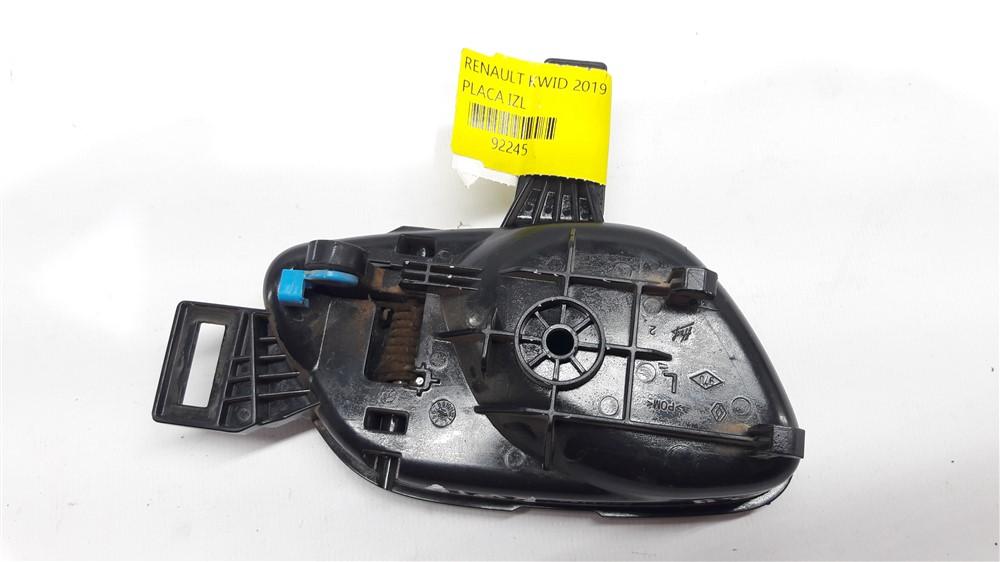 Maçaneta puxador interno porta Renault Kwid esquerdo original