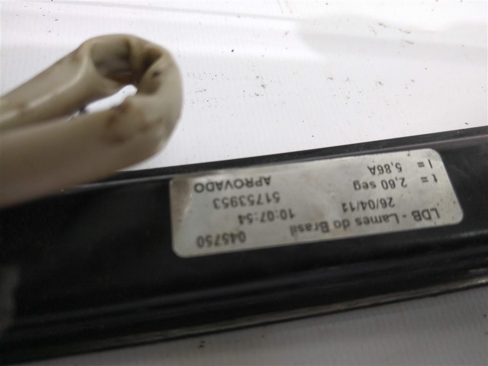 Máquina motor vidro elétrico Linea Punto 2008-2012 dianteira direita