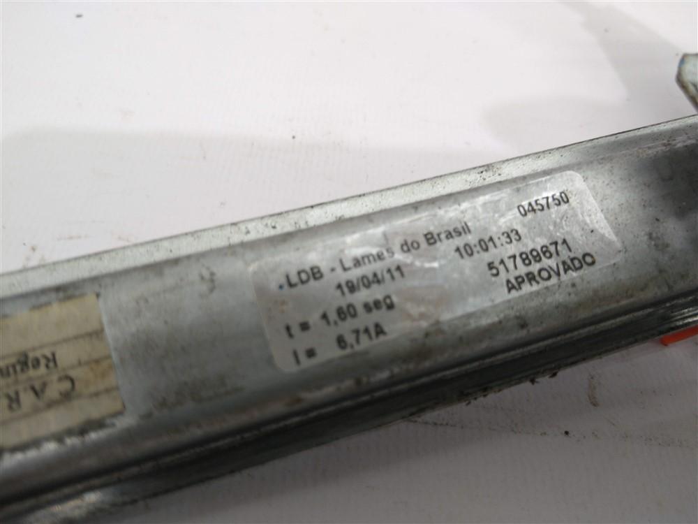 Máquina motor vidro elétrico Linea Punto 2008-2012 traseira direita
