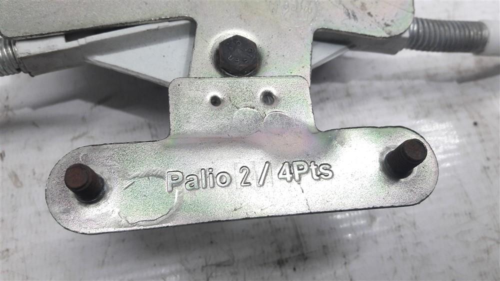 Máquina motor vidro elétrico Palio 1996 1997 1998 1999 2000 2001 2002 2003 2004 2005 dianteira esquerda original