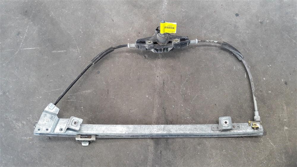 Máquina vidro manual Clio 2000 2001 2002 2003 2004 2005 2006 2007 2008 2009 2010 2011 2012 dianteiro esquerdo original