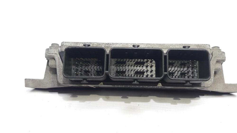 Módulo injeção Citroen C4 Picasso Peugeot 307 2.0 16v original