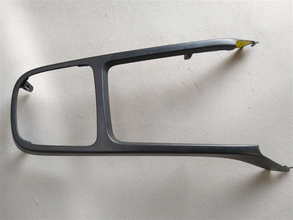 Moldura acabamento console alavanca cambio Renault Kwid original