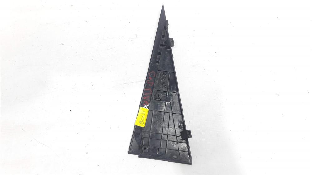 Moldura acabamento externo porta Captiva 2008-2014 traseiro direito original