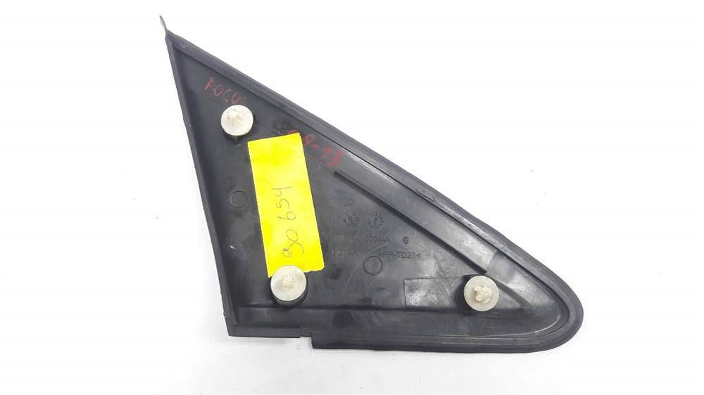 Moldura acabamento externo retrovisor Focus 2008-2013 esquerdo original