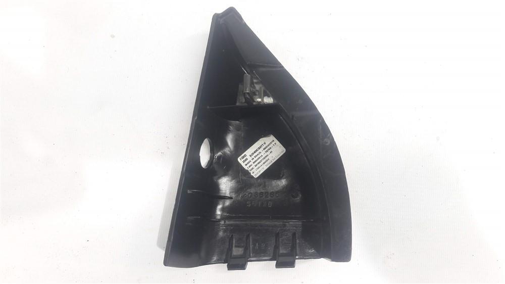 Moldura acabamento interno retrovisor Fiesta 2003-2014 direito manual original